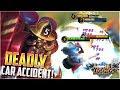 ONE SHOT DEATH JHONSON! Mobile Legends Jhonson Ranked Gameplay