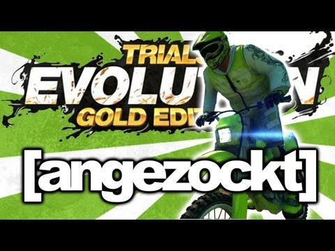 Trials Evolution Gold Edition angezockt (PC Gameplay Commentary)