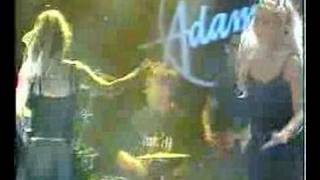 DR ALBAN AND NANA HEDIN - MR DJ LIVE AT ADAM SHOW 98