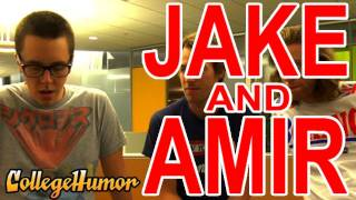 Jake and Amir_ Grandma
