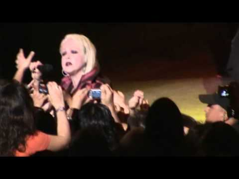 Cyndi Lauper - Set Your Heart