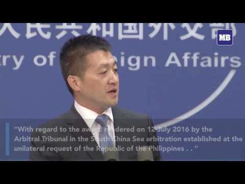 China 'does not accept and does not recognise' Hague tribunal judgement: Xinhua