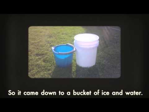 The Best Ice Bucket Challenge Video Ever!