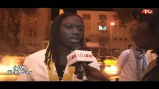 Galsen hip hop awards - Coulisses