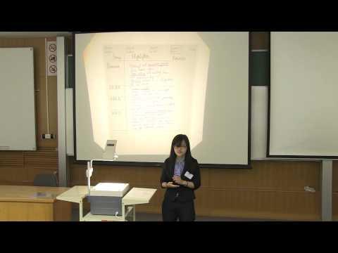 HSBC Asia Pacific Business Case Competition 2013 - Round3 B1 - Fudan