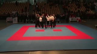 Tatami 1 WAKO European Championships 2018