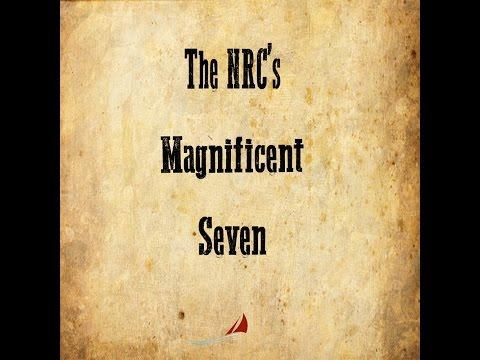 The NRC's Magnificent Seven w/ Arnie & Maggie Gundersen and David Lochbaum
