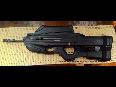 FNH FS2000 Bullpup Rifle Review Part 1