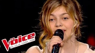 Carla Bruni Quelqu 39 Un M 39 A Dit Louane Emera The Voice France 2013 Demi Finale