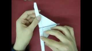 How To Make Origami Starfighter