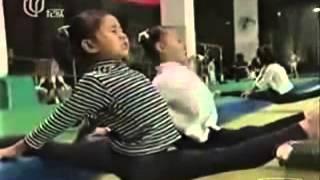Спортивная гимнастика в Китае