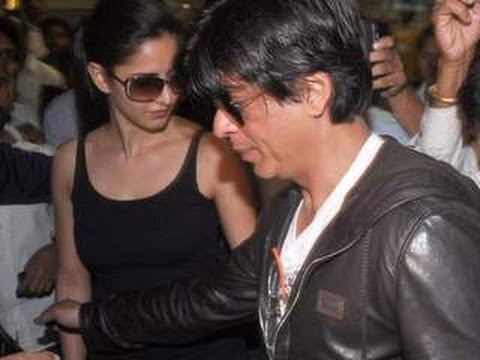 Shahrukh Khan turns Katrina Kaif's BODYGAURD