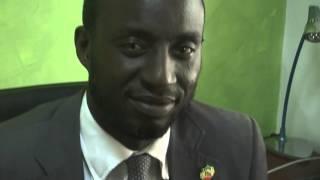 Babacar Makhtar Wade - Championnats d'Afrique de Tunis