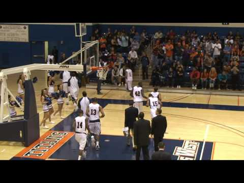 CAL STATE FULLERTON VS CAL STATE LOS ANGELES (11/09/2009) Video