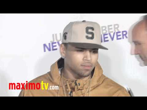 CHRIS BROWN at
