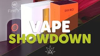 PAX vs. DaVinci vs. FireFly Showdown  //  420 Science Club