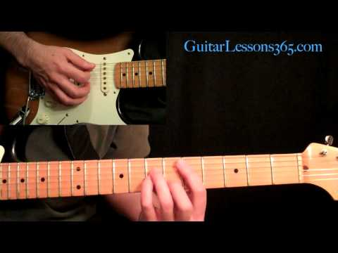 Mr crowley guitar lesson pt 1 ozzy osbourne verse randy rhoads