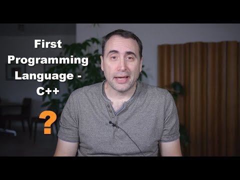 Is C++ a good First Programming Language