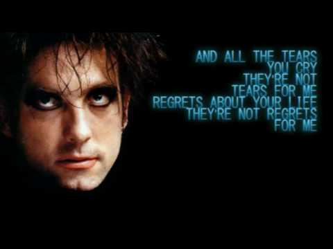 The Cure - Bare (with LYRICS) - YouTube