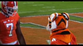 |Mike Williams - Redemption ¦ Clemson Career Highlights ¦