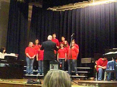 Chilhowee Middle School Choir