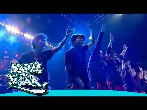 BOTY 2005 - ICHIGEKI (JAPAN) - SHOWCASE [OFFICIAL HD VERSION BOTY TV]