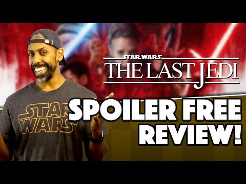 STAR WARS The Last Jedi Spoiler Free Review!
