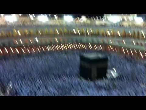 AMAZING Fajr Azan Adhan Makkah Masjid Al Haram HD 1080p Ramadhan...