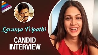 Pawan Kalyan is the Only Power Star says Lavanya Tripathi | Mister Movie Funny Candid Interview