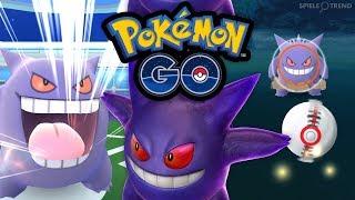 Gengar-Raid Solo + TM für Despotar, bestes Moveset | Pokémon GO Deutsch #341