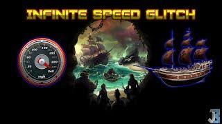 Sea of Thieves  |  Infinite Speed Glitch Tutorial