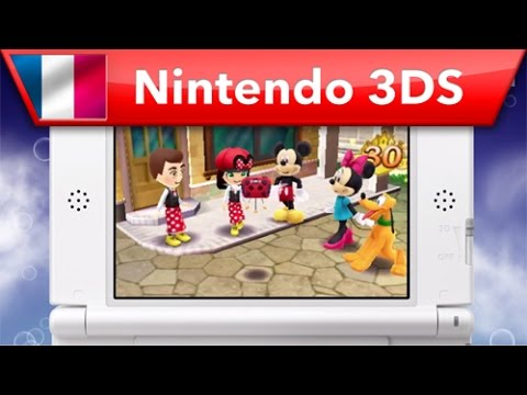 Disney Magical World - Bande annonce (Nintendo 3DS)