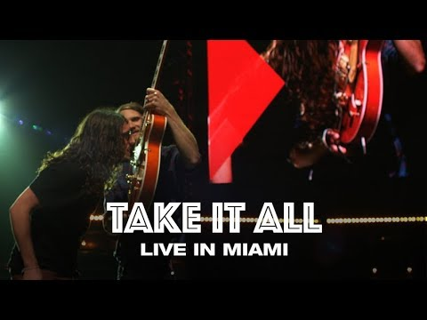 Hillsong United - Take It All Live
