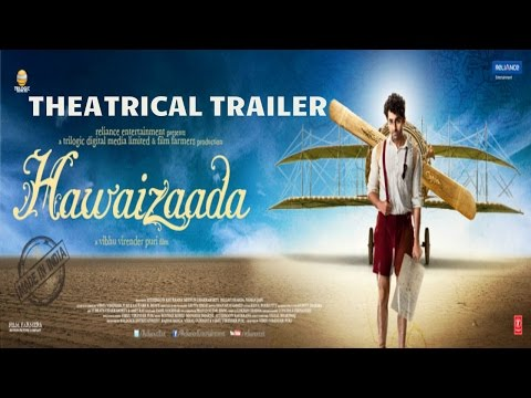 Official: Hawaizaada Theatrical Trailer | Ayushmann Khurrana,pallavi Sharda video