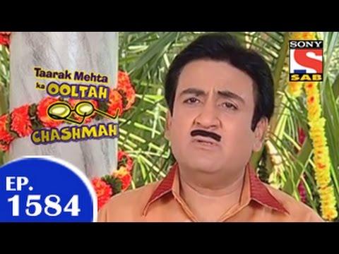 Taarak Mehta Ka Ooltah Chashmah - तारक मेहता - Episode 1584 - 13th January 2015 video