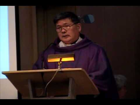 St Andrew Kim Taegon Dec 20th Homily part 1 of 2.wmv