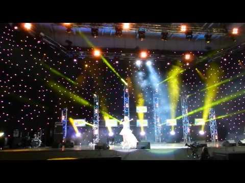 АнгелиЯ - Фестиваль Песни и Юмора 2013 на Первом (съёмка live)