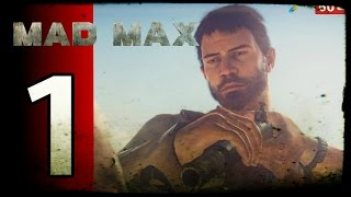 Mad Max Parte 1 Gameplay Español Pc Ultra 1080p 60fps