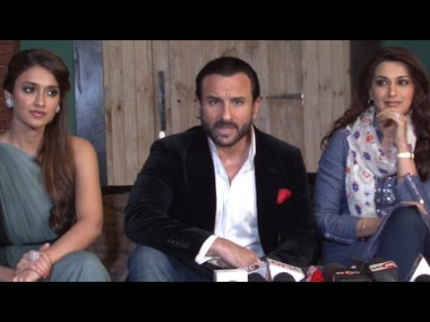Why Saif Ali Khan Chose Sonali Bendre's Show Ajeeb Dastaan Hai Yeh To Promote Happy Ending