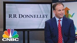 Job Analysis : Jobs and Work and R.R Donnelley