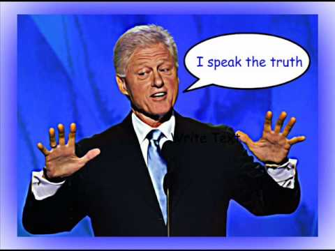 Bill Clinton Obama amateur and incompetent