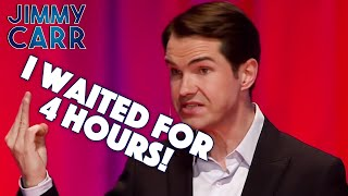 Jimmy's Trip To The Doctor! | Jimmy Carr: Making People Laugh