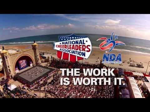 The Work Is Worth It - NCA & NDA Collegiate Cheer & Dance Championship