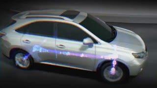 2010 Lexus RX 350 Technology Features
