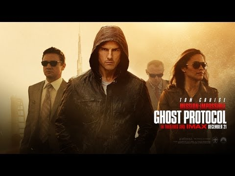 Mission: Impossible - Ghost Protocol | Action Movie Review