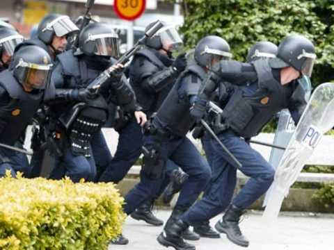 Nacional Espana Policía Nacional España