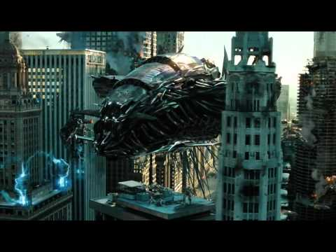 Transformers 3: El Lado Oscuro De La Luna - Impactante Trailer Español Latino - Full Hd video