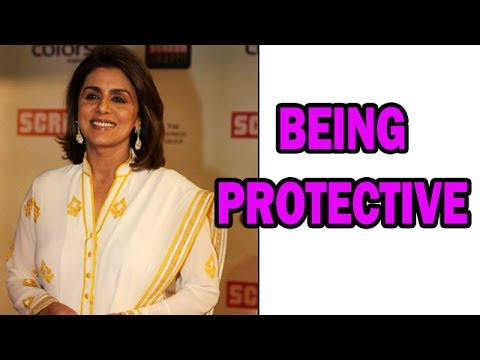 Neetu Kapoor being protective for Ranbir Kapoor-Katrina Kaif relationship! - EXCLUSIVE