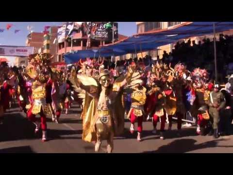 2014 Conjunto Diablada Ferroviaria,  Carnaval de Oruro