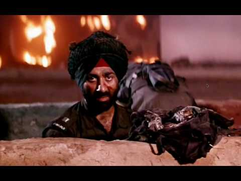 Hindustan Meri Jaan - A Scene From Movie Border video